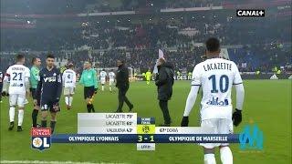 Ligue 1 - Olympico - Olympique Lyonnais 3-1 Olympique Marseille - 21ème Journée