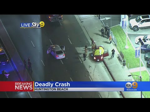 2 Dead, 3 Taken To Hospital Following Accident In Huntington Beach