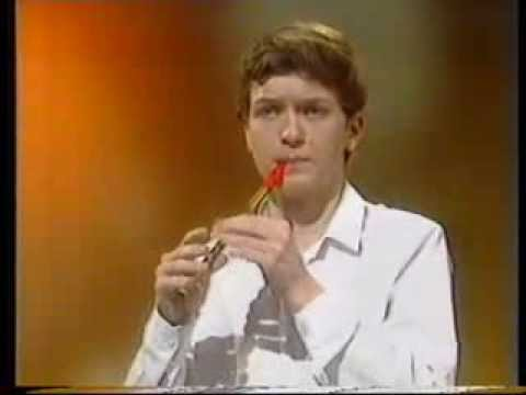 Scottish tin whistle : Scott Williams
