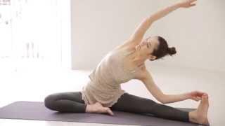 OSH Yoga インストラクター紹介 AVI 相楽のり子 動画 17