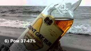 видео Крепкий алкоголь: список самых популярных крепких напитков