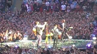 coldplay - princess of china - live - wembley stadium - 18/6/2016