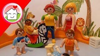 Playmobil film deutsch Die Krabbelgruppe - Familie Hauser Kinder Spielzeug Filme