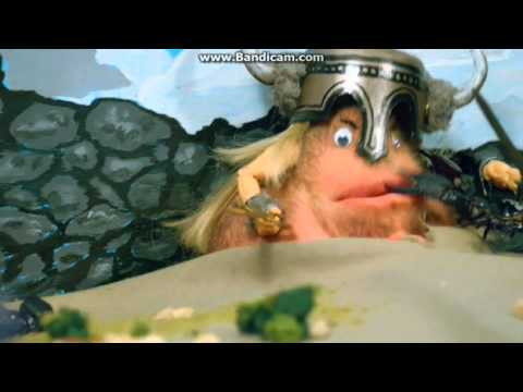 Jackass 3, Pontius The Barbarian!