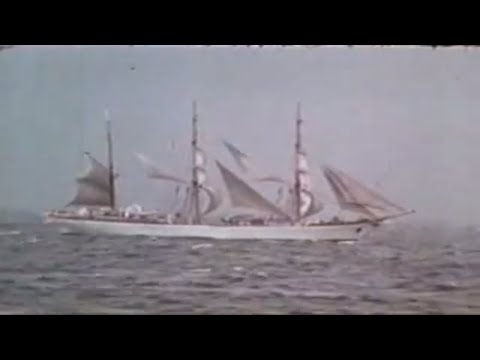"""The Quest""- US Naval History (1980's Full Documentary)"