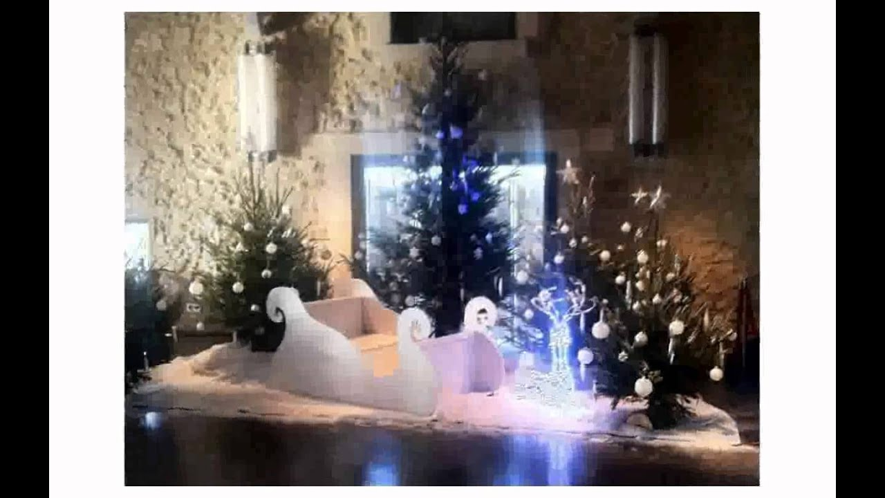 decor de noel youtube