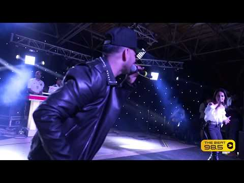 Si Una Vez Official English Video (Live) Play-N-Skillz FT. Frankie J, Becky G, Kap G