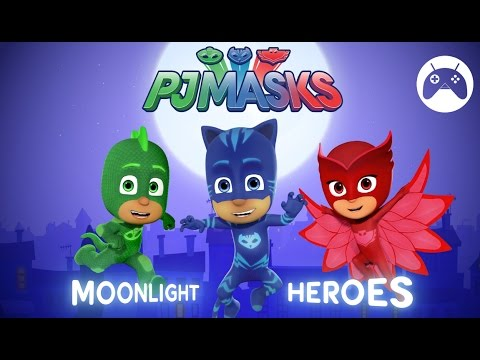 PJ Masks: Moonlight Heroes Android Gameplay