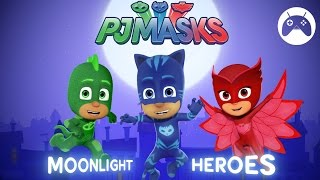 PJ Masks: Moonlight Heroes Android Gameplay