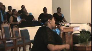 God's On Your Side   Mt. Pleasant Sanctuary Choir (Thomson, GA)