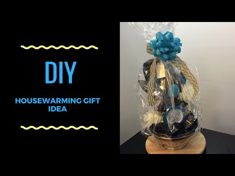 DIY Housewarming Gift Idea