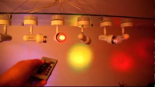 люстра со светодиодными лампами led remote lamp 5W(люстра со светодиодными лампами led remote lamp 5W . Купить мои видео/ buy my videos http://www.pond5.com/artist/Paha_L?ref=Paha_L., 2010-10-20T12:06:54.000Z)