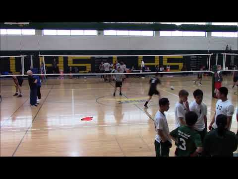 SHC vs Cupertino Set 1