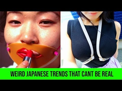10 Japanese Trends That Are Almost Too Weird To Be Real | LIST KING