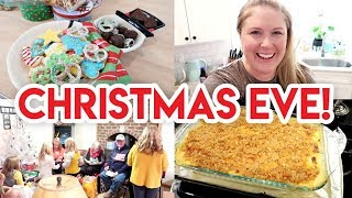🎄 VLOGMAS 2019 DAY 25! 🧀 CHRISTMAS EVE COOK WITH ME 😁 ULTIMATE MAC AND CHEESE 🎁 KIDS STOCKINGS