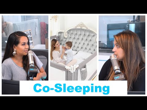 Ryan Seacrest - Should You Co-Sleep With Your Kids? Sisanie and Patty Discuss Parenting