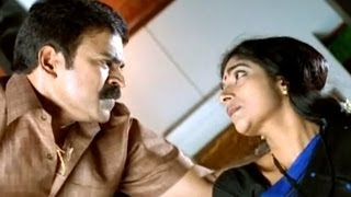 Samba Movie    Brahmaji Harassing His Wife Sentiment Scene