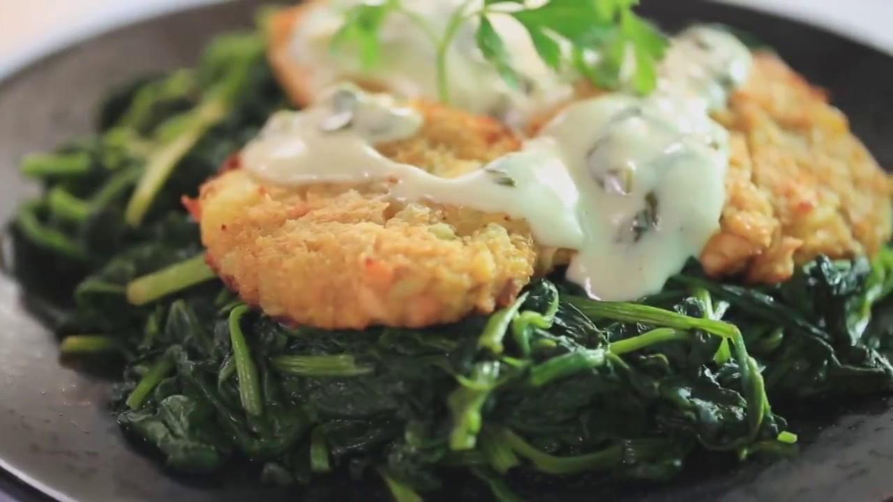 Balık Köftesi Yapımı Videosu