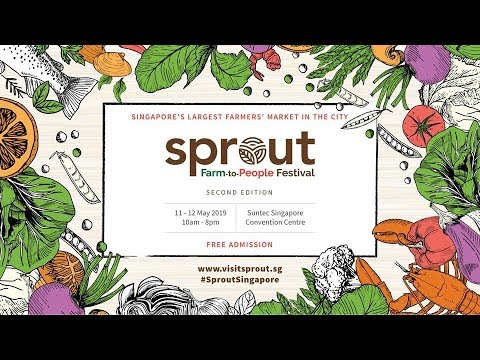 SPROUT – FARM TO PEOPLE FESTIVAL 2019