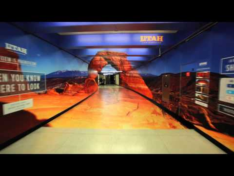 Utah Office of Tourism: The Montgomery Tunnel