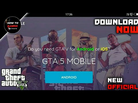 Gta 5 android apk without verification
