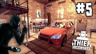 Thief Simulator NEW+[Thai] #5 ขโมยรถได้ ก็ต้องแยกชิ้นส่วนได้