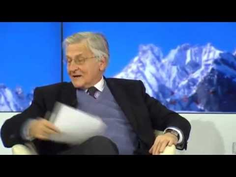 Davos 2012 - Big Banks Cure or Curse for the Global Economy