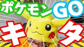 【超速報】ポケモンGOキターーー!!!セトチュウ、ゲットだぜ!!!