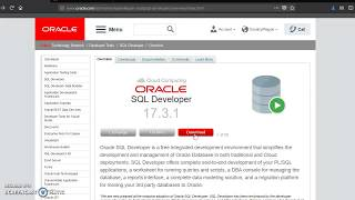 This video shows how to set up a local Oracle database and connect ...