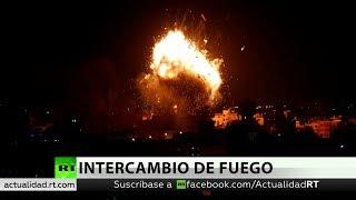 Israel destruye la sede del principal canal de televisión de Gaza