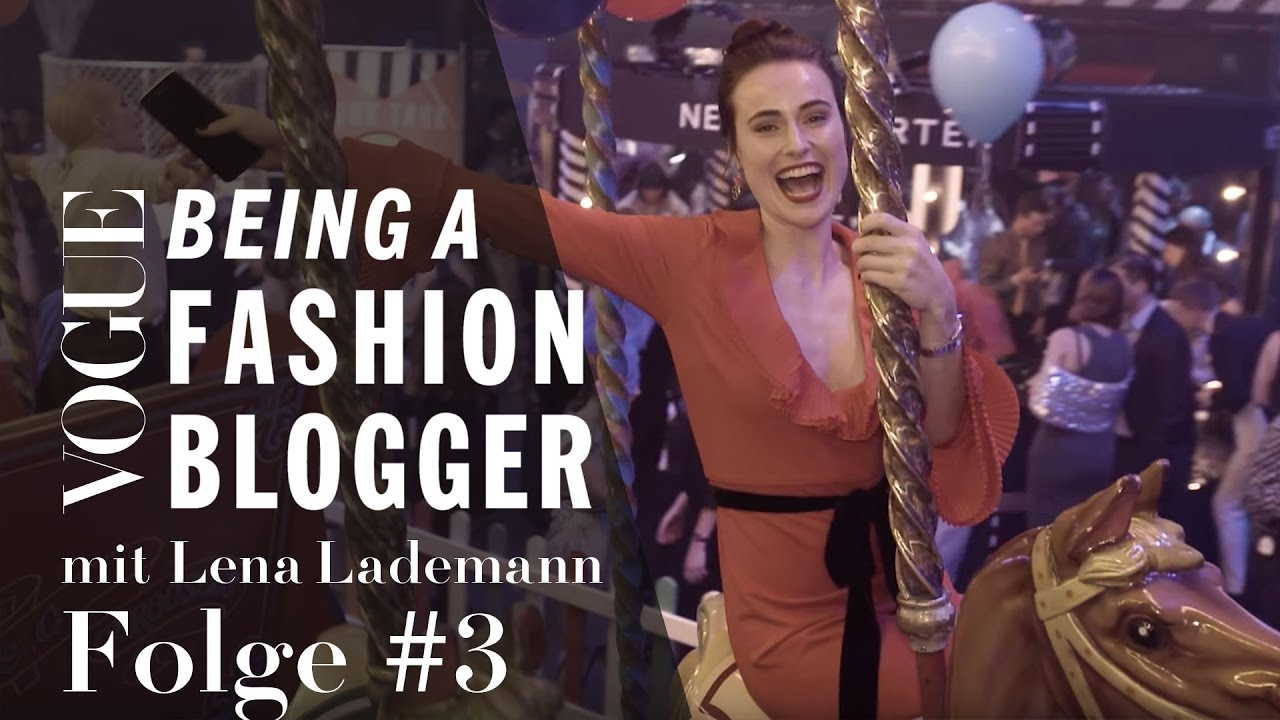 Being a Fashion Blogger mit Lena Lademann #3: The Secrets of Networking | VOGUE Business Insights