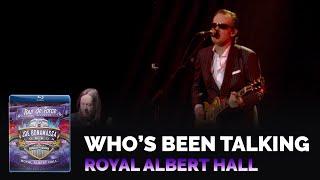 "Joe Bonamassa Official - ""Who's Been Talking"" - Tour de Force: Royal Albert Hall"