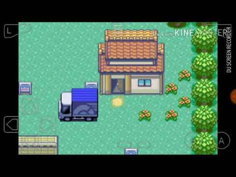 Pokemon Emerald как установить? Добавить чит? И чуть-чуть прохождения.