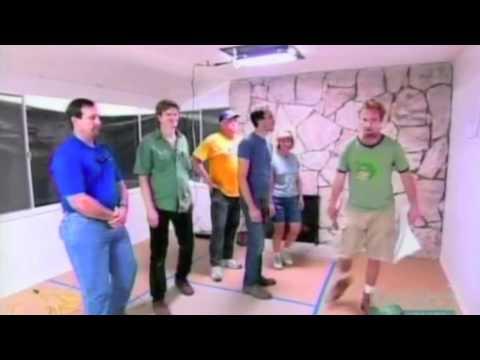 Disney Theme Home on Monster House Pt 1