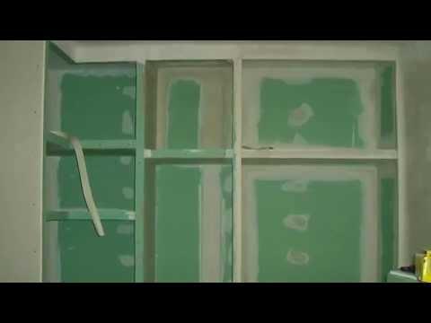 Armario pladur youtube - Como hacer puertas de armario ...