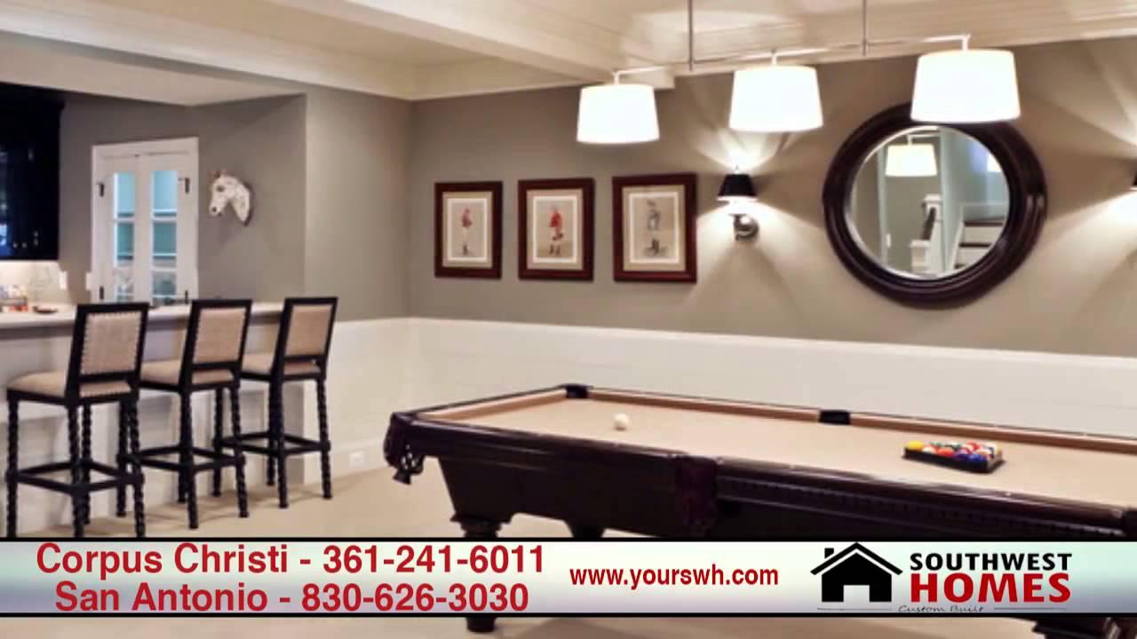 Southwest Homes Premier Custom Home Builder For Over 15 Years In San Antonio Corpus Christi Tx