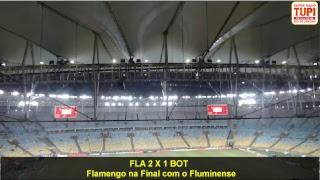 Flamengo X Botafogo - 23/04/2017
