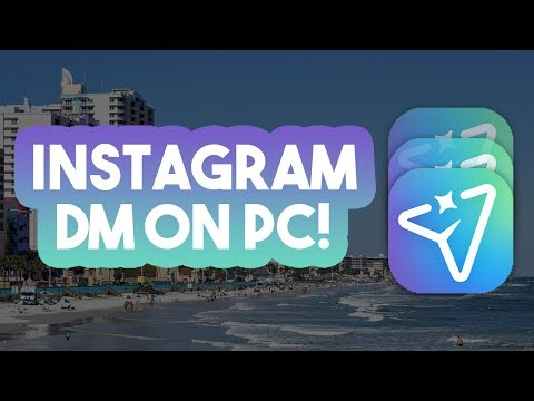 How To DM On Instagram On Computer ✅  Use IG to Direct Message Someone On PC/Mac/Laptop 2019