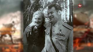 Внучка генерала Черняховского рассказала о вере деда в победу над фашизмом