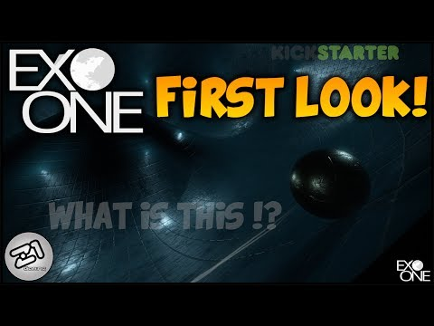 Exo One First Look !! Exoplanetary  Exploration Game | Z1 Gaming