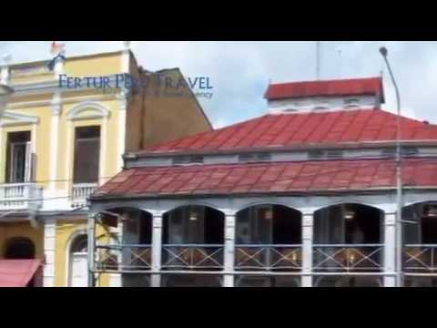 Travel Guide The Iron House in Iquitos, Peru Iquitos Travel Guide