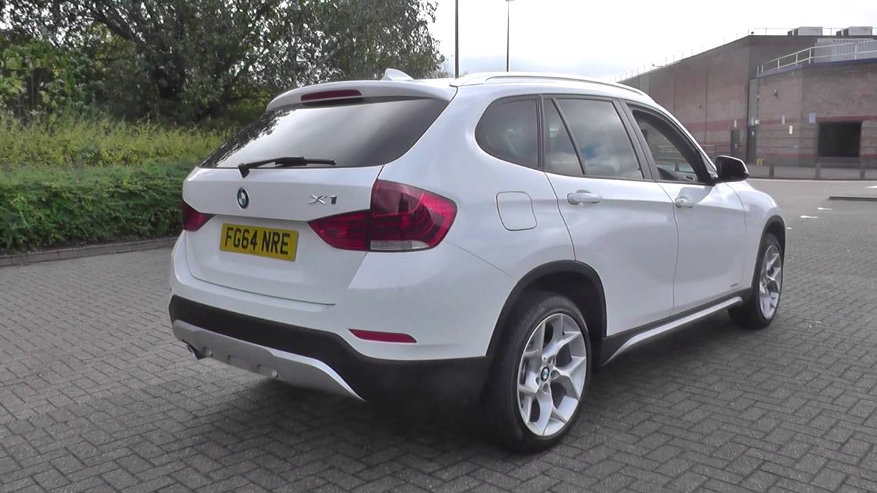 bmw x1 xdrive 18d xline 5dr u20608 youtube. Black Bedroom Furniture Sets. Home Design Ideas
