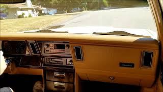 1986 Dodge 600 Coupe short drive