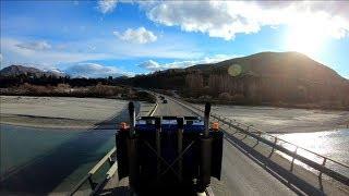 Geoffs Highway View :  Cromwell to Queenstown