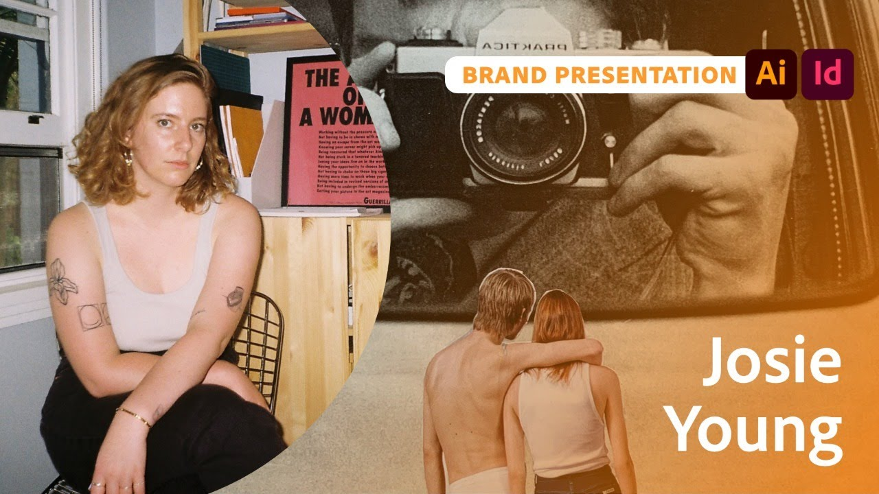 Branding: The Presentation After the Exploration with Josie Young
