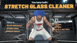 HOW to MAKE the BEST STRETCH GLASS CLEANER in NBA 2K20