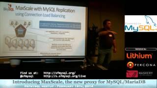 Introducing MaxScale, the new proxy for MySQL/MariaDB