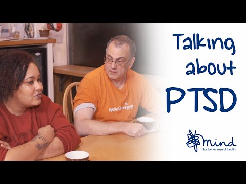 Post traumatic stress disorder (PTSD) | Talking about mental health - Episode 17