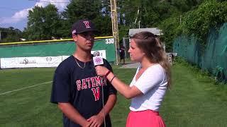 Gatemen Baseball Network Pregame: Wareham Gatemen vs. Cotuit Kettleers WDS Game 1 (8/5/18)