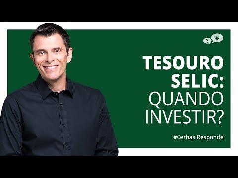 Com qual frequência investir no Tesouro Selic? - #CR